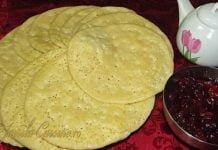 Baghrir marocan