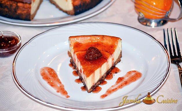 Cheesecake Reteta