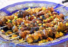 Frigarui in stil marocan imagini