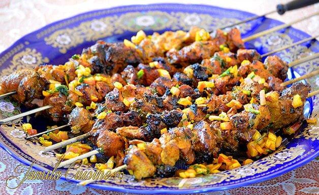 Frigarui in stil marocan