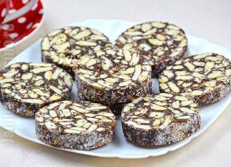 Salam de biscuiti - video