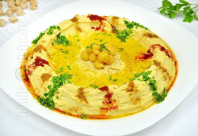 Hummus Libanez