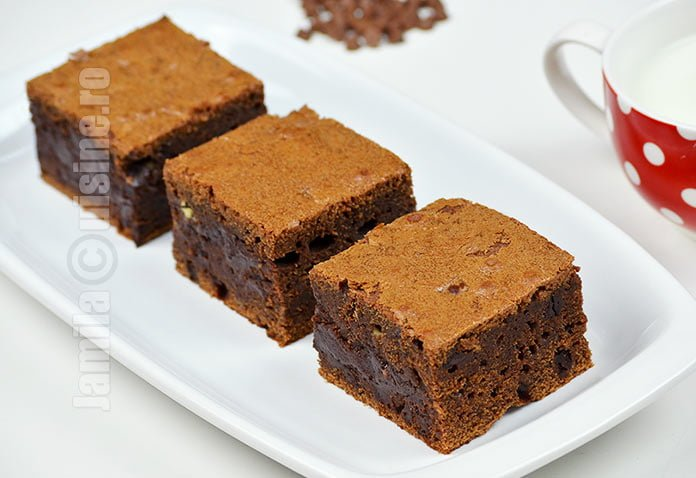 Negrese Americane / Brownies