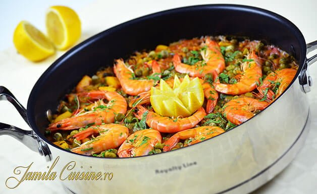 paella spanish recipe images