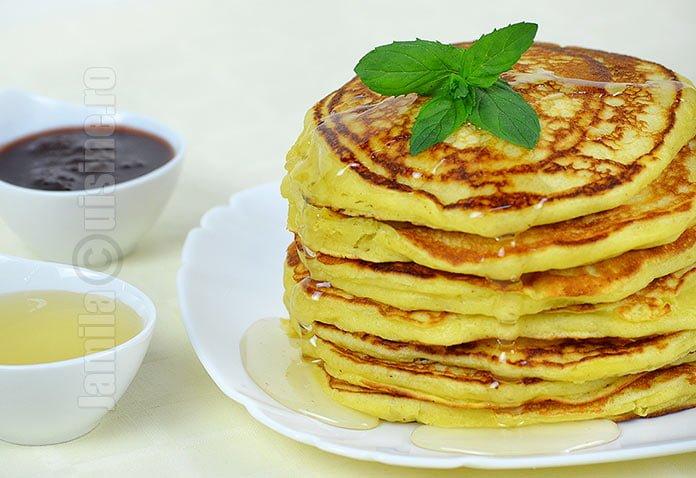 Pancakes / clatite americane