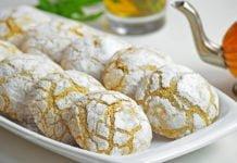 Ghriba / Fursecuri marocane cu susan