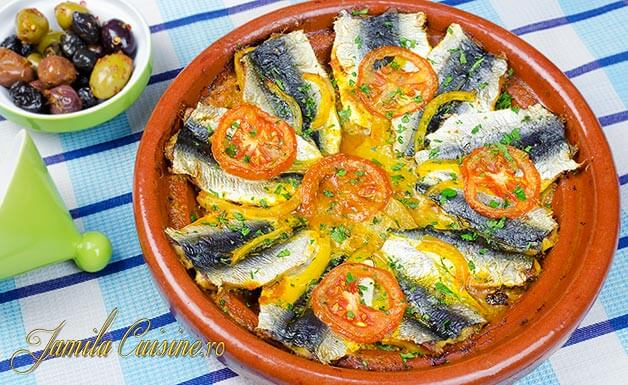 Tajine de sardine