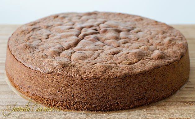 Reteta Blat de tort cu cacao video