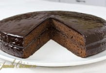 Tort Sacher reteta video