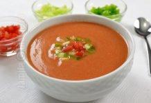 Supa rece Gazpacho video