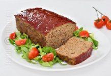 Meatloaf / Drob din carne tocata