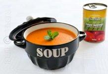 Supa de rosii cu orez - video