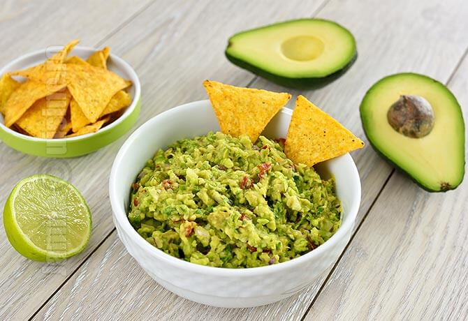 Guacamole / Sos mexican – reteta video