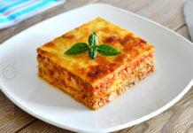 Lasagna cu dovlecei | reteta video