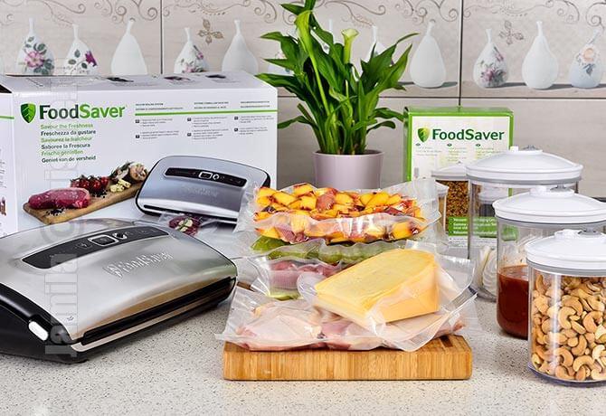 Cum sa pastrezi alimentele mai mult timp cu | FoodSaver
