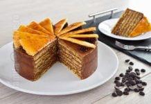 Tort Dobos - reteta video