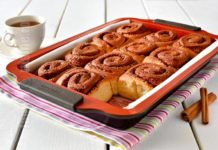 Rulouri cu scortisoara / Cinnamon rolls
