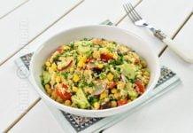 Salata de quinoa cu leurda