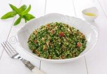 Salata tabbouleh - reteta video