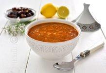 Supa marocana / Harira marocana