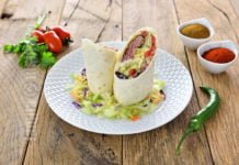 Burrito cu curcan la Crock-Pot - video