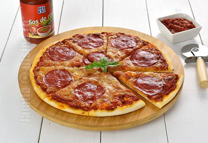 Pizza picanta | Pizza Diavola