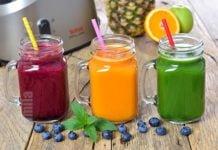 Sucuri de fructe si legume - reteta video
