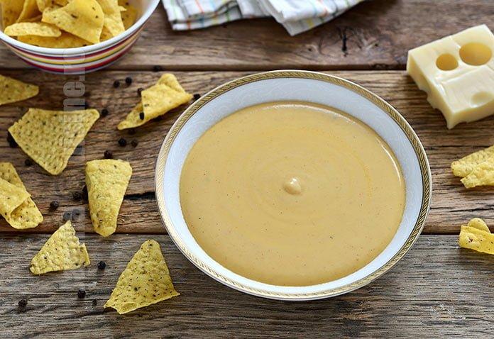 Sos de branza pentru nachos