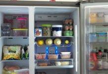 Ce are Jamila in frigider - Review LG Instaview door-in-door