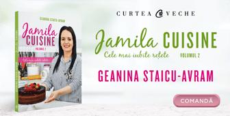 Carte de bucate - JamilaCuisine Cele mai iubite retete - vol.2
