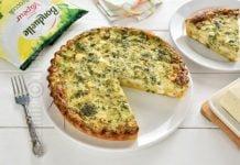 Tarta cu broccoli fara gluten