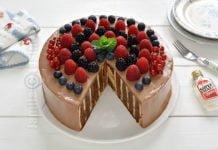 Tort Cu Glazura Oglinda Reteta Video Jamilacuisine