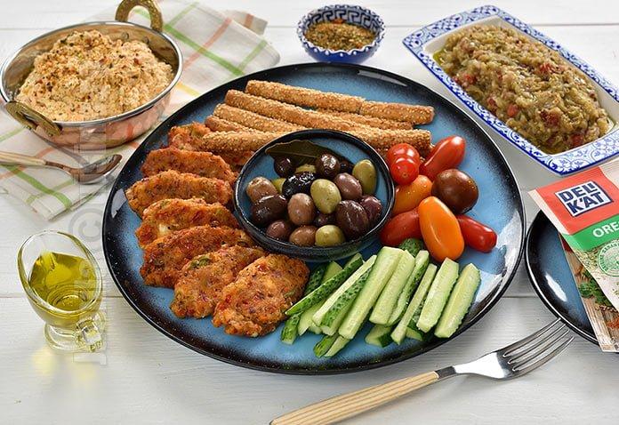 Trei aperitive grecesti deliciose