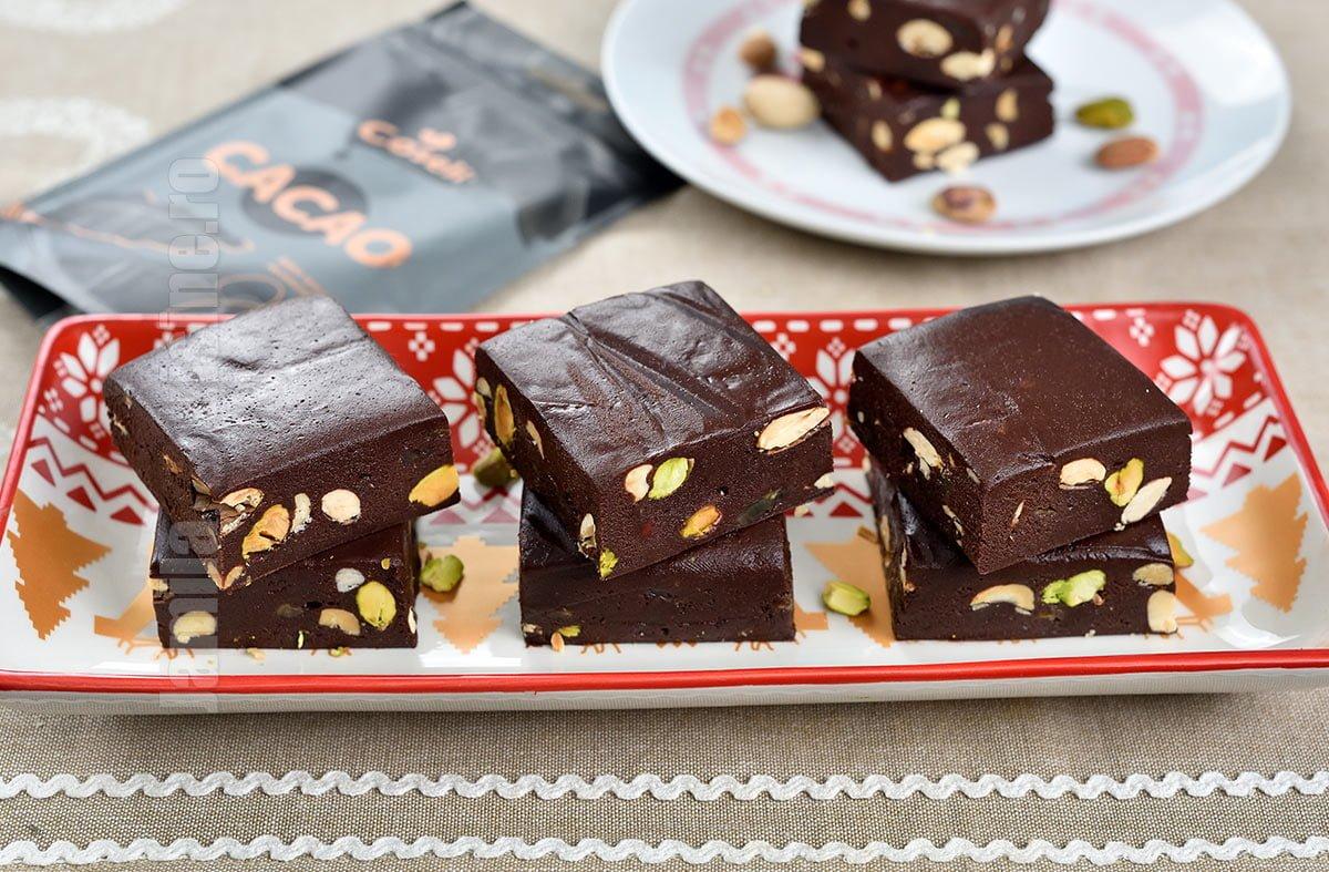 Ciocolata de casa, gustul copilariei