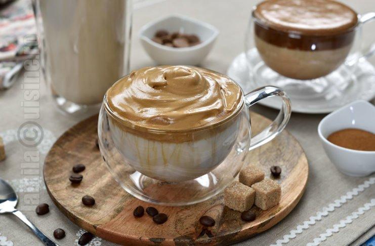 Cafea Dalgona, cea mai cremoasa cafea