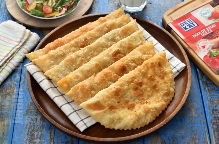 Suberek cu carne de miel / Placinte turcesti cu carne tocata